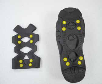 The Ribbon Snow Shoes are Sold by Devon Outdoor and The Camping and Kite Centre.