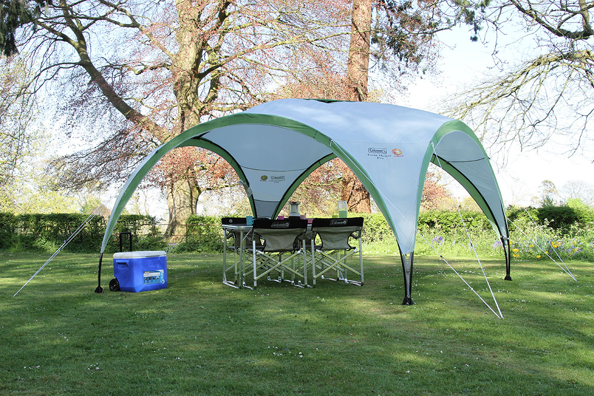 Event Shelter Tent : Coleman event shelter pro camping supplies
