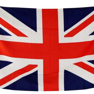 The Spirit of Air Union Jack Flag is Sold by Devon Outdoor and The Camping and Kite Centre.