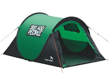 Easy Camp Funster Tent Jolly Green 2016