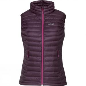 Sold by Devon outdoor and camping and kite centre Rab Ladies Microlight Vest