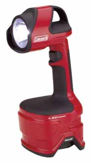 Sold by Devon Outdoor and Camping and Kite Centre Coleman Cpx6 Pivoting Led Work Light