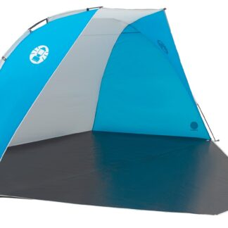 The Coleman Sundome is Sold by Devon Outdoor and The Camping and Kite Centre.