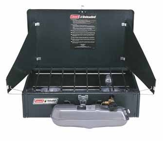 Coleman Unleaded 2 Burner