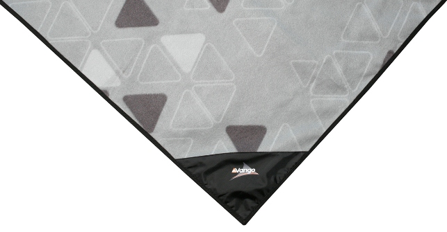 The Vango Asante 400 Carpet is Sold by Devon Outdoor and The Camping and Kite Centre.