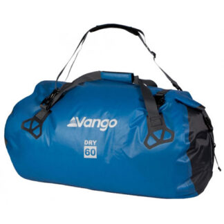 The Vango Dry Holdall 60L is Sold by Devon Outdoor and The Camping and Kite Centre.