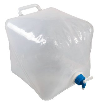 Sold by Devon Outdoor and Camping and Kite Centre Kampa Drench 20Ltr Expandable Water Carrier