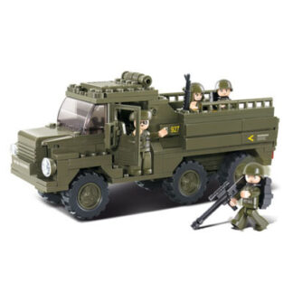 Kombatuk Sluban Troop Carrier Truck B0301