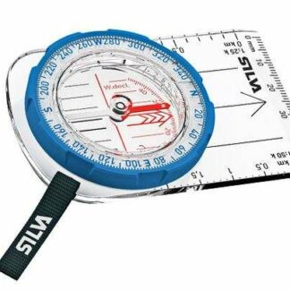 The Silva Field Compass is Sold by Devon Outdoor and The Camping and Kite Centre.
