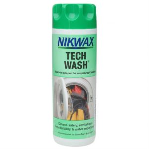 Sold by Devon outdoor and camping and kite centre Nikwax Tech Wash 300Ml