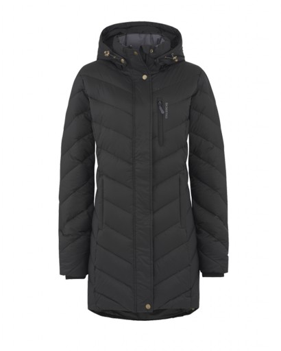 Sold by Devon outdoor and camping and kite centre Skogstad Ladies Fjelli Long Down Coat