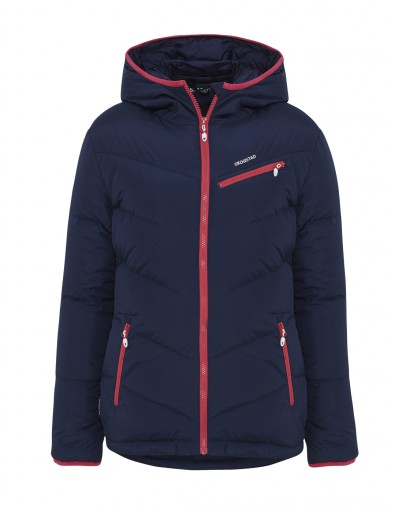 Sold by Devon outdoor and camping and kite centre Skogstad Ladies Tuvvatnet Down Jacket