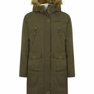 Sold by Devon outdoor and camping and kite centre Skogstad Ladies Brusdal Padded Parka