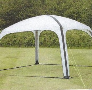Sold by Devon outdoor and camping and kite centre Kampa Air Shelter 400