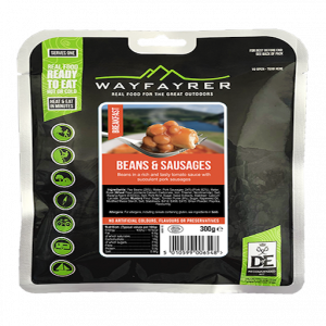 Wayfayrer Beans and Sausages