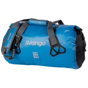 The Vango Dry Holdall 30L is Sold by Devon Outdoor and The Camping and Kite Centre.