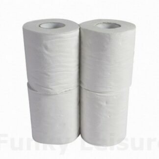 Sold by Devon outdoor and camping and kite centre Kampa Rapid Dissolve Toilet Paper 4 Pack