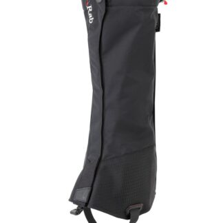 The Rab Latok Alpine Gaiter is Sold by Devon Outdoor and The Camping and Kite Centre.