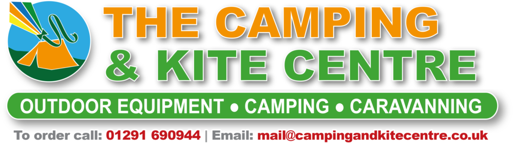 Camping Supplies Logo