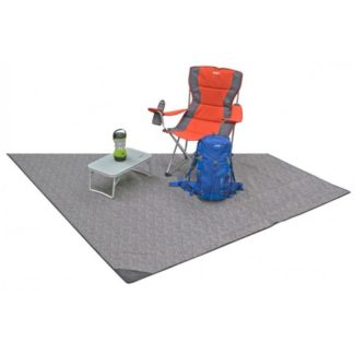 Sold by Devon outdoor and camping and kite centre Vango universal carpet 240 x 270cm