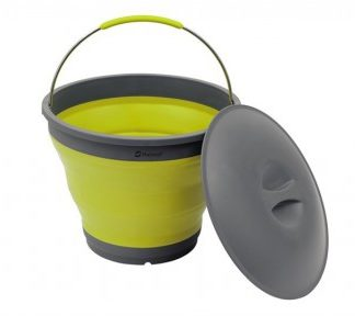 Sold by Devon outdoor and camping and kite centre Outwell Collaps Bucket With Lid