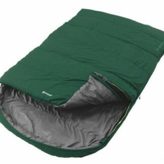 Sold by Devon outdoor and camping and kite centre Outwell Campion Lux Double Sleeping Bag Green