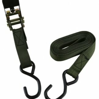 The KombatUK Ratchet Strap is Sold by Devon Outdoor and The Camping and Kite Centre.