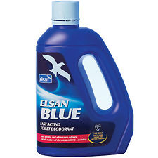Elsan Blue Toilet Fluid 2ltr