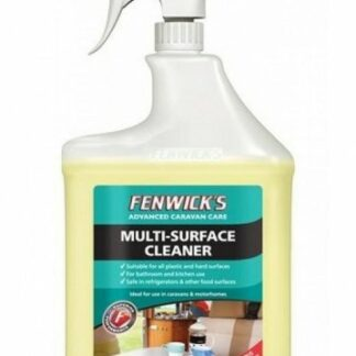 The Fenwicks Multi Surface Cleaner is Sold by Devon Outdoor and The Camping and Kite Centre.
