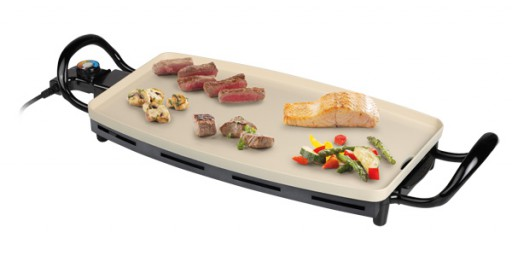Sold by Devon outdoor and camping and kite centre Quest Large Healthy Griddle