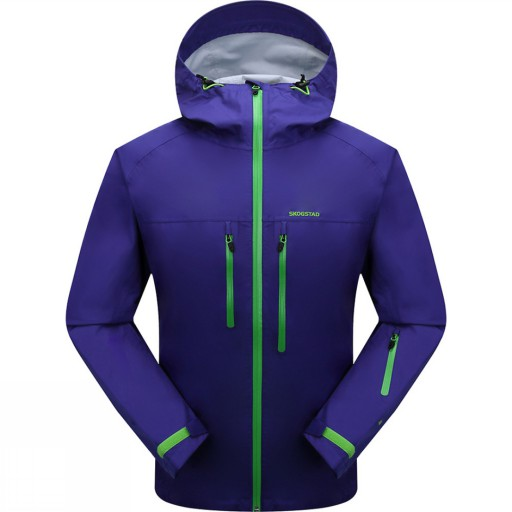 Sold by Devon outdoor and camping and kite centre Skogstad Mens Knutsho Waterproof Shell Jacket