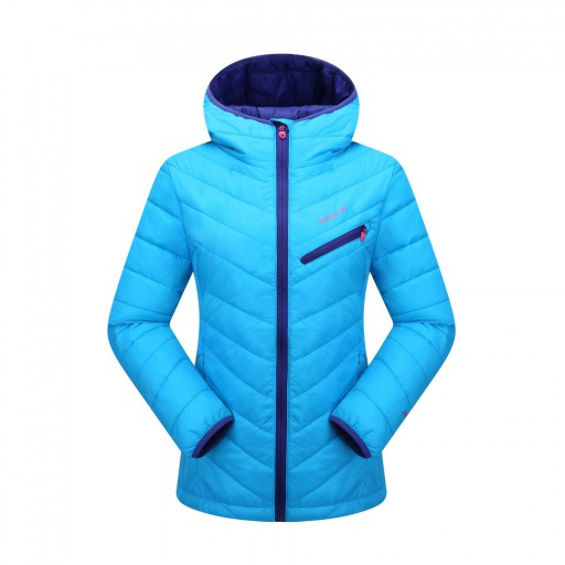 The Skogstad Ladies Middagshornet PrimaLoft Jacket is Sold by Devon Outdoor and The Camping and Kite Centre.