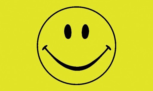 The Spirit of Air Happy Face Flag is Sold by Devon Outdoor and The Camping and Kite Centre.