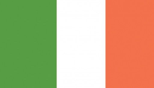 The Spirit of Air Republic of Ireland Flag is Sold by Devon Outdoor and The Camping and Kite Centre.