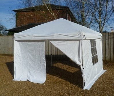 The Kampa Compact Shelter Wall Set is Sold by Devon Outdoor and The Camping and Kite Centre.