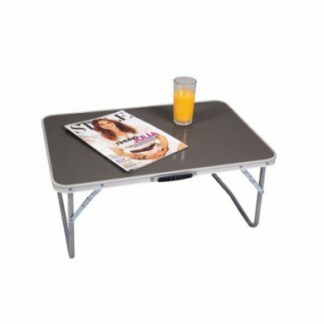 The Kampa Low Camping Table is Sold by Devon Outdoor and The Camping and Kite Centre.