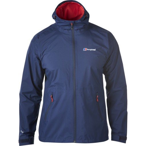 The Berghaus Mens Stormcloud Waterproof Jacket is Sold by Devon Outdoor and The Camping and Kite Centre.
