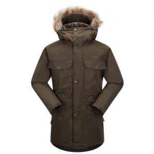 Skogstad Mens Voll Insulated Waterproof Parka