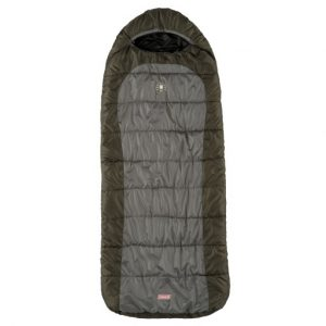 The Coleman Big Basin Sleeping Bag is Sold by Devon Outdoor and The Camping and Kite Centre.
