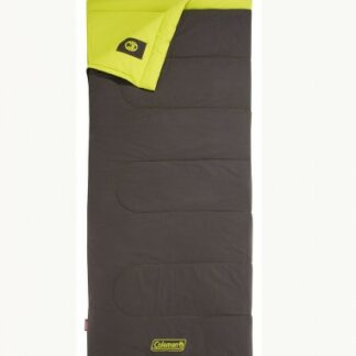 The Coleman Heaton Peak Comfort 220 Sleeping Bag is Sold by Devon Outdoor and The Camping and Kite Centre.