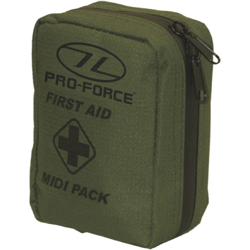 Pro Force Military First Aid Midi Pack