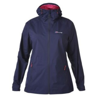 Berghaus Ladies Stormcloud Waterproof Jacket