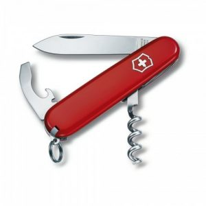 Victorinox Waiter Swiss Army Knife Red
