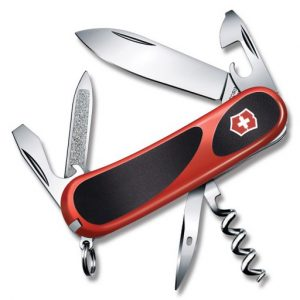 Victorinox EvoGrip 10 Pocket Knife