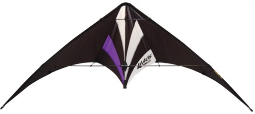 The Spirit of Air Kaos Power Kite is Sold by Devon Outdoor and The Camping and Kite Centre.