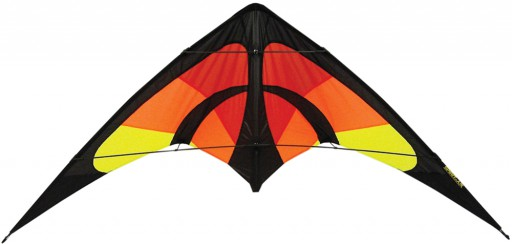 The Spirit of Air Raptor Kite is Sold by Devon Outdoor and The Camping and Kite Centre.
