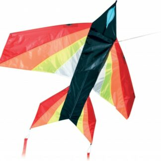 The Spirit of Air Jet Delta Kite is Sold by Devon Outdoor and The Camping and Kite Centre.