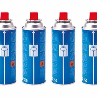 Campingaz CP250 Gas Cartridge pack of 4