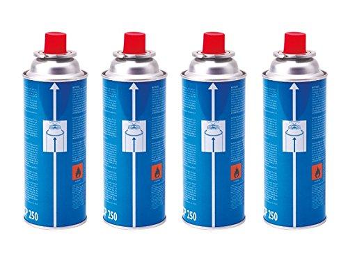 Campingaz CP250 Gas Cartridge pack of 4