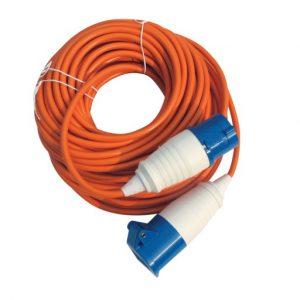 The Kampa Mains Connection Lead is Sold by Devon Outdoor and The Camping and Kite Centre.